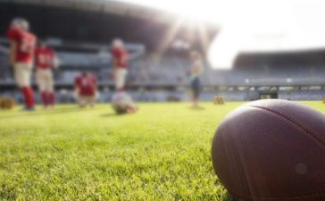 Football field, shutterstock_289442933