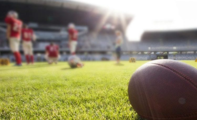 Football field, shutterstock_289442933