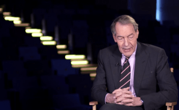 Charlie Rose Fortune Mag Interview/Screenshot/Fortune.com Video