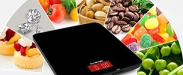 Measure cake, vegetables, coffee, snacks, tea and more (Photo via Amazon)