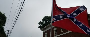 Confederate Flag. Phillip Stucky,TheDCNF.