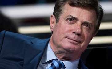 Paul Manafort, advisor to Donald Trump, is seen on the floor of the Quicken Loans Arena at the Republican National Convention in Cleveland, Ohio, July 19, 2016. (Photo By Tom Williams/CQ Roll Call)