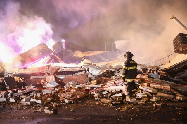 Ferguson damage Getty Images/Scott Olson