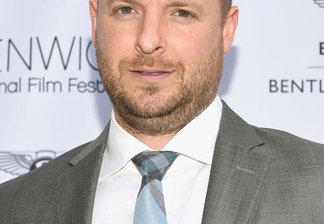 Sports host Ryen Russillo attends Greenwich Film Festival 2015 - Sports Guys On Sports Movies Premiere & After Party at Cole Auditorium at Greenwich Library on June 4, 2015 in Greenwich, Connecticut. (Photo by Andrew H. Walker/Getty Images for Greenwich Film Festival 2015)