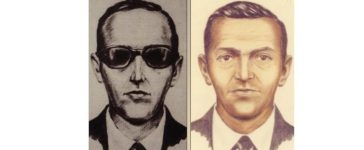 DB Cooper (Credit: Reuters)