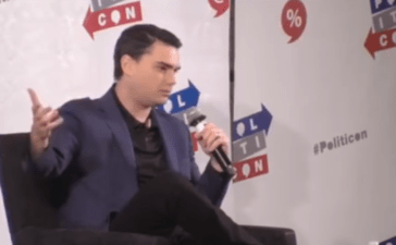 Ben Shapiro spoke at Politicon 2017. (Photo Credit: YouTube/The True Conservative)