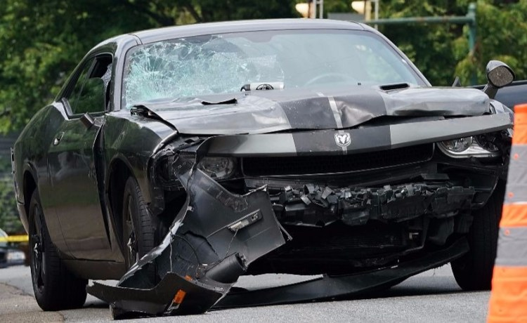 Dodge Challenger Charlottesville Getty Images Win McNamee