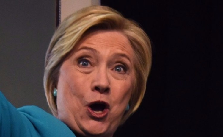 Former Secretary of State Hillary Clinton's campaign stopped conducting state polls in the final three weeks of her 2016 bid for the presidency. (Hillary Clinton Getty Images Timothy A Clary)