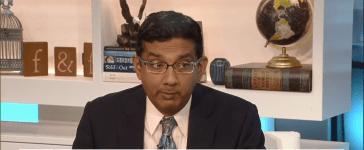 Dinesh D'Souza (Screenshot/Fox News)