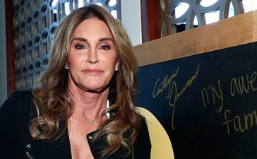 "Caitlyn attending ""Life is Good"" at GOLD MEETS GOLDEN Event at Equinox in January 2017 in Los Angeles. (Photo Credit/Getty Images)"