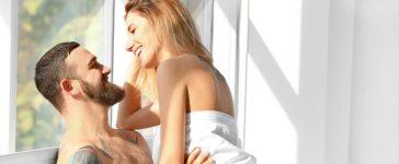 Couple having sex/Africa Studio/Shutterstock