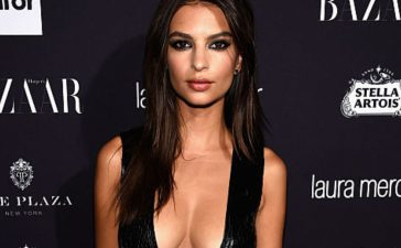 """Emily Ratajkowski attends Harper's Bazaar's celebration of """"ICONS By Carine Roitfeld"""" presented by Infor, Laura Mercier, and Stella Artois at The Plaza Hotel on September 9, 2016 in New York City. (Photo by Dimitrios Kambouris/Getty Images for Harper's Bazaar)"""