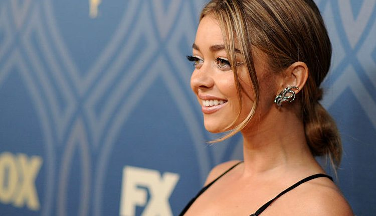 Sarah Hyland attending the 68th Primetime Emmy Awards after Party at Vibiana in September 2016 in Los Angeles. (Photo by Emma McIntyre/Getty Images)