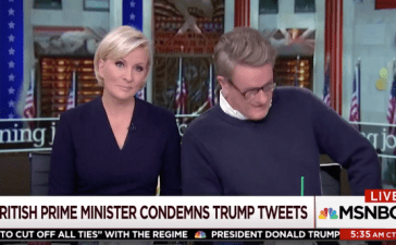 Mika And Joe Morning Joe Screenshot Nov 30