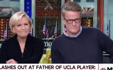 Screenshot Morning Joe Nov 20 MSNBC