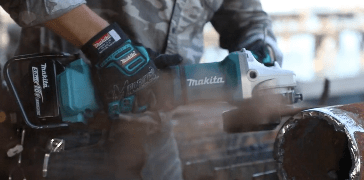 Makita (Amazon video screenshot)