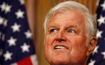 Ted Kennedy Getty Images/Chip Somodevilla