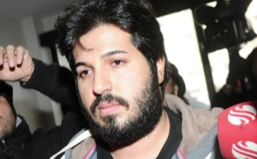 Turkish-Iranian gold trader Reza Zarrab accepted plea deal in sanctions busting case. (YouTube screen grab)