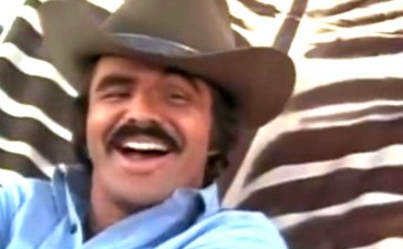 Burt Reynolds Smokey and the Bandit YouTube screenshot/Movieclips Trailer Vault