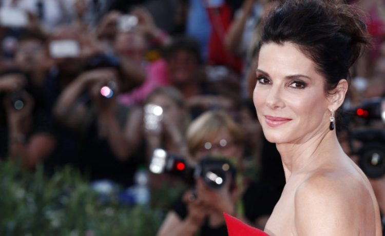 VENICE, ITALY - AUGUST 28: Sandra Bullock attends the Opening Ceremony And 'Gravity' Premiere during the 70th Venice Film Festival on August 28, 2013 in Venice, Italy. (Photo: Shutterstock/ Andrea Raffin)