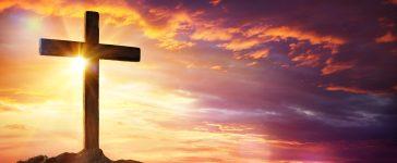 Picture of a cross. (Shutterstock/Romolo Tavani)