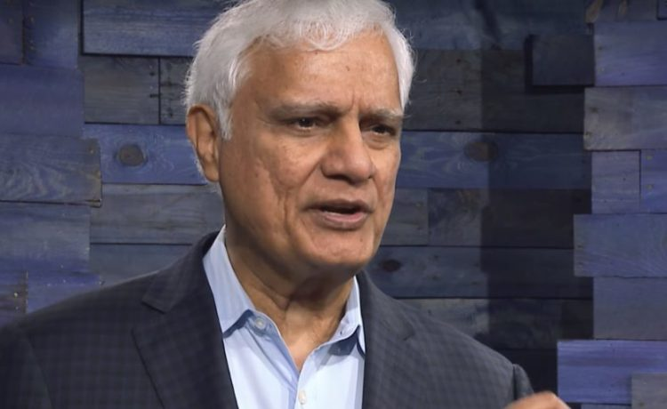 Christian apologist Ravi Zacharias publicly refuted allegations Sunday of having an affair with a married woman and misrepresenting his academic credentials on his ministry's website. (Photo: youtube screenshot/Ravi Zacharias International Ministries)