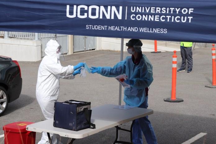 UConn Testing Kits