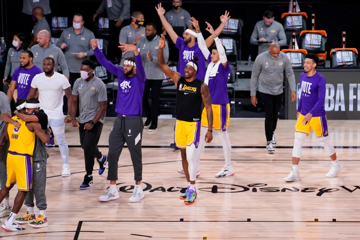 Why the 2020 NBA Finals is the most disappointing Finals ...