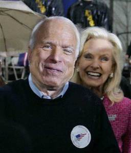 McCain, primed to do Viagra commercials