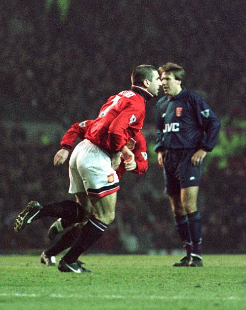 Manchester united · 180, 81, 62, 21, 1, 3, 15.896'. How Arsenal Could Have Signed Eric Cantona From Leeds