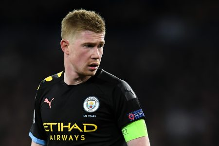 De Bruyne A 'doubt' For City-Arsenal Clash After Injury