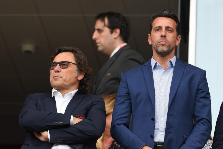 Raul Sanllehi had 1 goal at Arsenal and it cost him