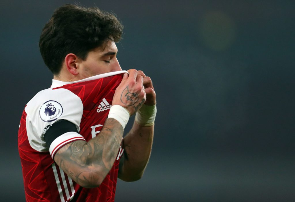 Bellerin could leave this summer: 3 top clubs interested