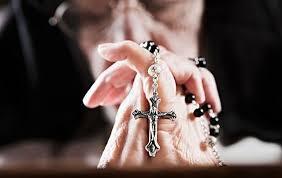 Rosary and prayer