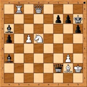 Position after 49. Bg2