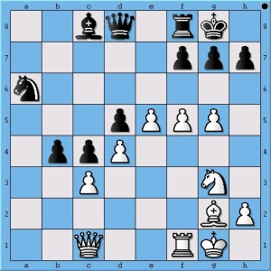 Nobody should claim that Anand did not play aggressively after viewing this game.