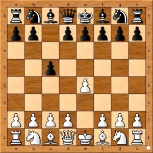 "Remuneratively for the authors of opening books, the Sicilian Defense is a popular reply to ""1. e4"" which requires extensive preparation."