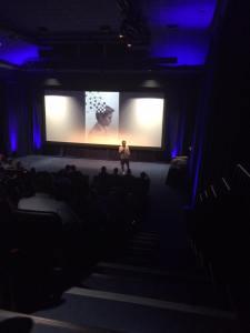 Edward Zwick introducing Pawn Sacrifice.