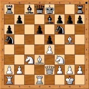 "Now if black castles, Susan Polgar can play Ra-c1 and thus have all her pieces ""in the game."""