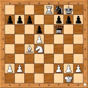 White to move and win!