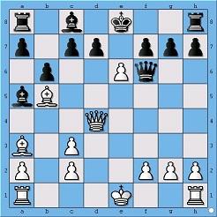 Alekhine vs. Forrester 1929Difficulty: *****