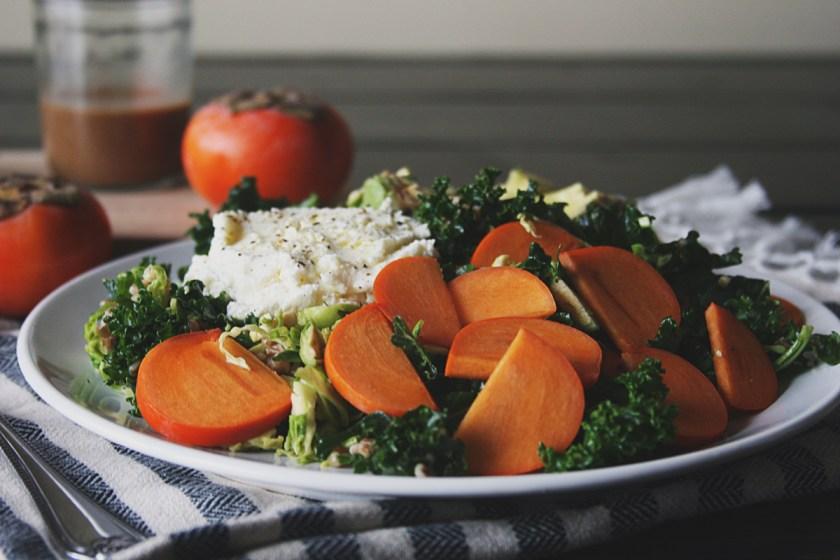 persimmon-kale-winter-salad-7