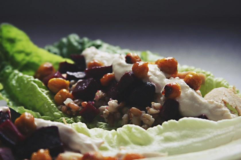 beet-chicken-lettuce-wrap-10