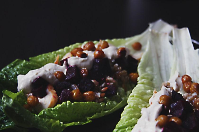 beet-chicken-lettuce-wrap-2