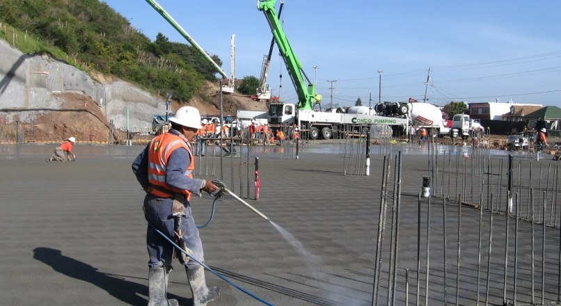 Methods Of Concrete Curing