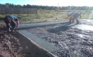 Hot Weather Concreting