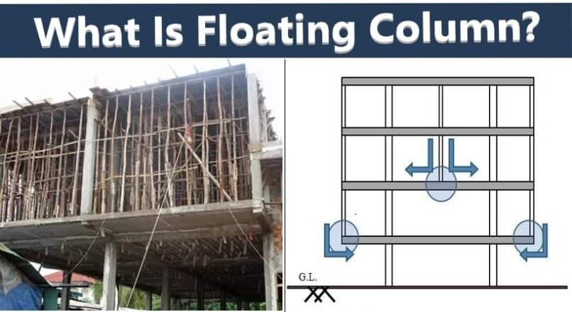 What Is Floating Column – Its Advantages And Disadvantages