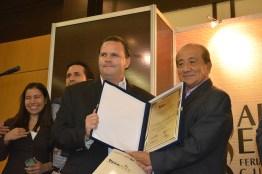 Miguel Rendon, CEO of Es Coffee