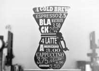 Coffee Colab in the Los Angeles Fashion District. Photo by Amparo Rios