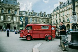 The H Van & Laurent Manrique by Thierry Stein